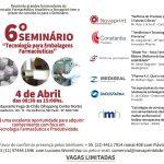 6º Seminário Tecnologia para Embalagens Farmacêuticas